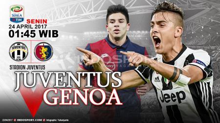 Prediksi Juventus vs Genoa - INDOSPORT