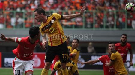 Persija Jakarta vs Barito Putera - INDOSPORT