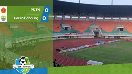 PS TNI vs Persib Bandung - INDOSPORT