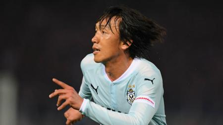 Mantan pemain Jubilo Iwata, Shunsuke Nakamura. - INDOSPORT
