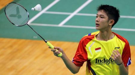 Eks pebulutangkis Pelatnas Cipayung, Muhammad Bayu Pangisthu, dikabarkan menjadi salah satu pelatih untuk tim bulutangkis PON XX Sumut. - INDOSPORT