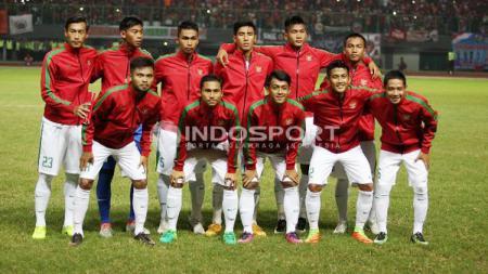 Timnas Indonesia U-22. - INDOSPORT