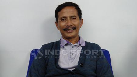 Djajang Nurdjaman, mantan pelatih Persib Bandung. - INDOSPORT