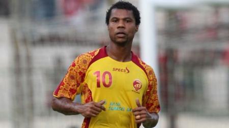 Hilton Moreira saat berseragam Sriwijaya FC. - INDOSPORT