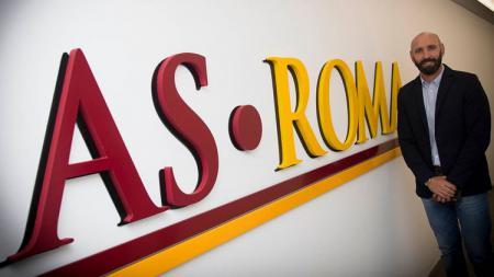 Direktur Olahraga AS Roma, Monchi. - INDOSPORT
