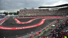 Indosport - Sirkuit Hermanos Rodriguez, Meksiko.