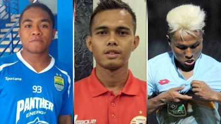 Billy Keraf, Rezaldi Hehanusa dan Mohammad Fahmi Al-Ayyubi - INDOSPORT