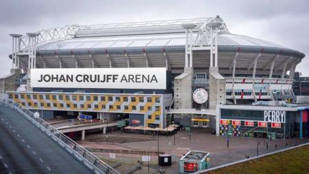 Johan Cruyff ArenA, nama stadion baru milik Ajax Amsterdam. - INDOSPORT
