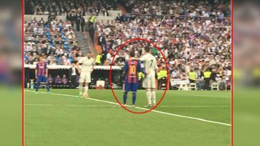 Lionel Messi dan Cristiano Ronaldo. - INDOSPORT
