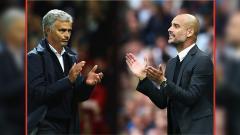 Indosport - Pelatih Manchester City, Pep Guardiola sanjung tinggi Jurgen Klopp saat sukses juarai Liga Inggris. Namun ia nampak merendahkan Jose Mourinho yang pernah tukangi Real Madrid.
