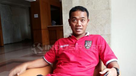 Dibantai Ceres Negros di Piala AFC, Ini Dalih Pelatih Bali United, Eko Purdjianto. - INDOSPORT