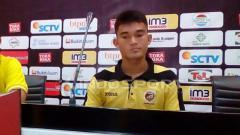 Indosport - Zalnando (Sriwijaya FC).