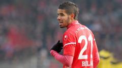 Indosport - Tijani Belaid ketika masih bermain di klub Jerman, Union Berlin.