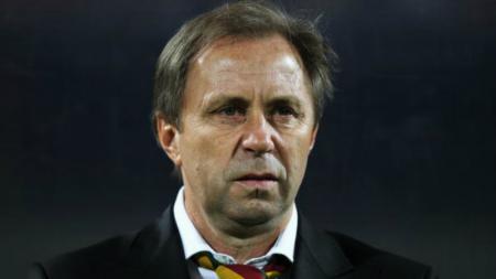 Pelatih Timnas Thailand, Milovan Rajevac. - INDOSPORT