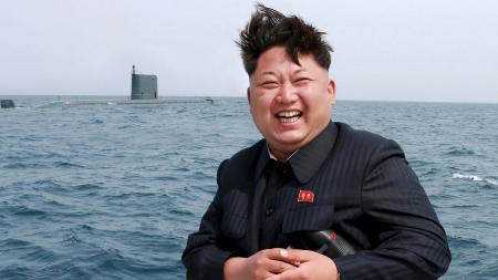 Kim Jong Un. - INDOSPORT