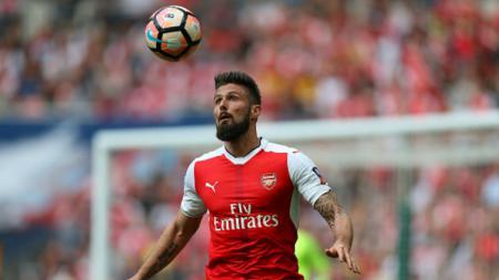 Bintang Arsenal, Olivier Giroud. - INDOSPORT