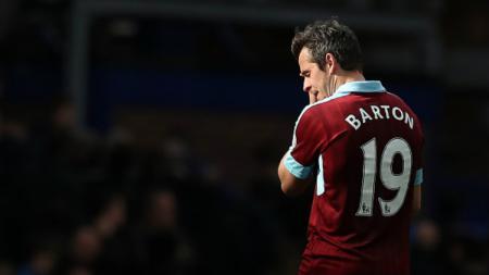 Pemain Burnley, Joey Barton. - INDOSPORT