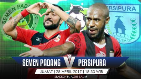 Prediksi Semen Padang vs Persipura Jayapura. - INDOSPORT