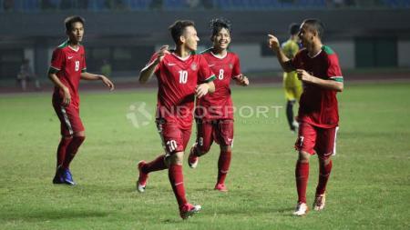 Timnas U-19 Kalahkan Patriot FC - INDOSPORT