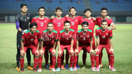 Timnas Indonesia U-19. - INDOSPORT