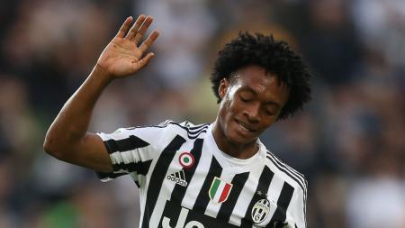 Gelandang sayap Juventus, Juan Cuadrado. - INDOSPORT