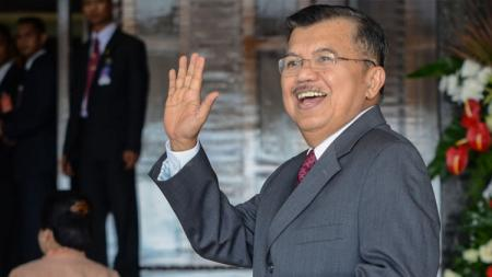 Mantan Wakil Presiden Republik Indonesia, Jusuf Kalla. - INDOSPORT