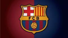 Indosport - Logo Barcelona.