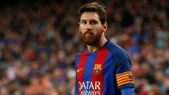 Indosport - Megabintang Barcelona, Lionel Messi.