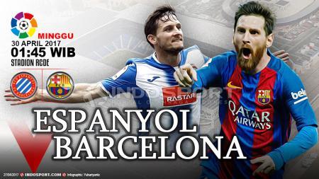 Prediksi Espanyol vs Barcelona. - INDOSPORT