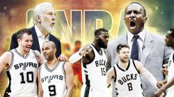 Toronto Raptors dan San Antonio Spurs melangkah ke semifinal NBA 2016/17.