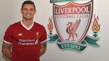 Bek Liverpool, Dejan Lovren. - INDOSPORT