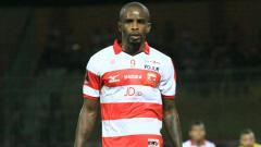 Indosport - Pemain Madura United, Greg Nwokolo.