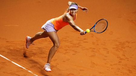 Petenis cantik asal Rusia, Maria Sharapova. - INDOSPORT