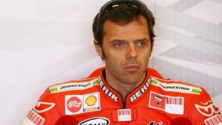 Loris Capirossi menyebut Fabio Quartararo belum siap menyaingi Marc Marquez di MotoGP 2020. - INDOSPORT