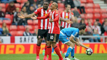 Sunderland vs Bournemouth. - INDOSPORT