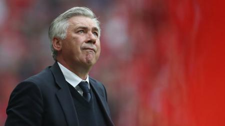 Pelatih Bayern Munchen, Carlo Ancelotti. - INDOSPORT