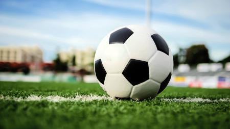 Illustrasi sepakbola. - INDOSPORT