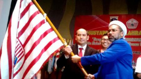 Dody Rahmadi Amar resmi menjadi Ketua Umum KONI DKI Jakarta. - INDOSPORT