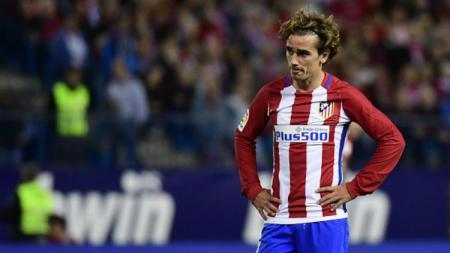Striker andalan Atletico Madrid, Antoine Griezmann. - INDOSPORT