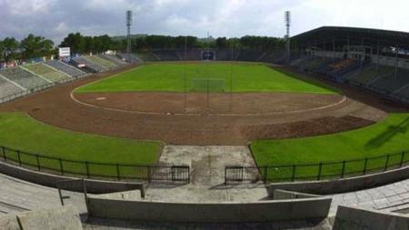 Stadion Tri Dharma Petrokimia, Gresik. - INDOSPORT