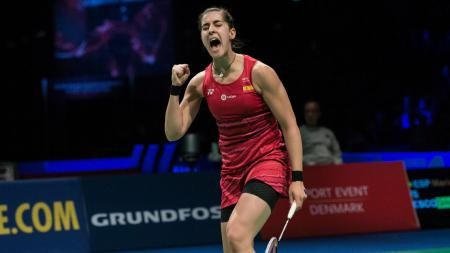 Carolina Marin. - INDOSPORT
