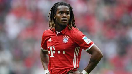 Gelandang serang Bayern Munchen, Renato Sanches. - INDOSPORT