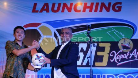 Launching Liga 3 Jawa Timur. - INDOSPORT