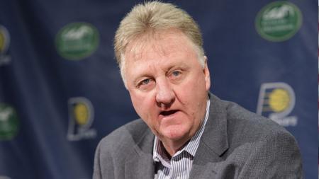 Apa Kabar Larry Bird? Legenda Celtics yang selamatkan popularitas NBA. - INDOSPORT