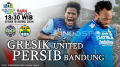 Indosport - Prediksi Gresik United vs Persib Bandung