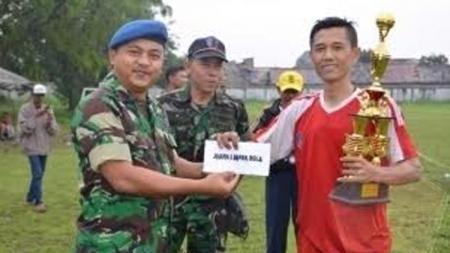 PS Angkasa Sulaiman. - INDOSPORT