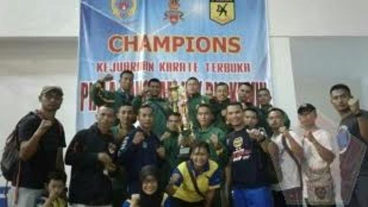 Kopda Saeful Ardi Karate. Copyright: tni.mil.id