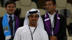Indosport - Sheikh Mansour, pemilik klub Liga Inggris, Manchester City, tak keberatan menggelontorkan uang ketimbang harus menerima hukuman UEFA.