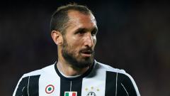 Indosport - Bek andalan Juventus, Giorgio Chiellini.