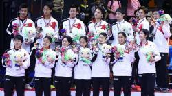 Media China memberikan sindirian kepada pemain Jepang dengan menyebut bahwa kompetisi Denmark Open 2020 merupakan ajang dunia bagi tim Negeri Sakura.